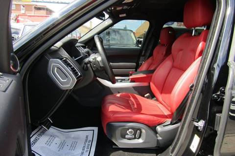 2016 Land Rover Range Rover Sport for sale in Hollis, NY