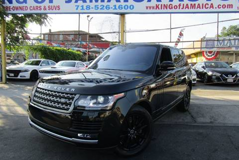 2017 Land Rover Range Rover for sale in Hollis, NY