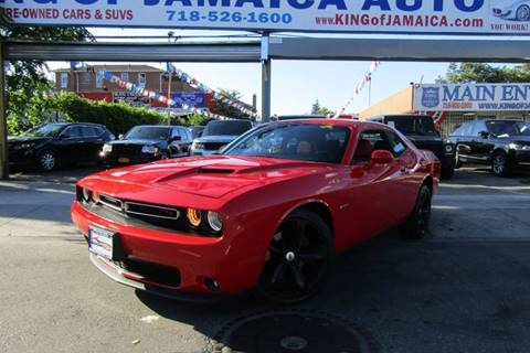 2018 Dodge Challenger for sale in Hollis, NY