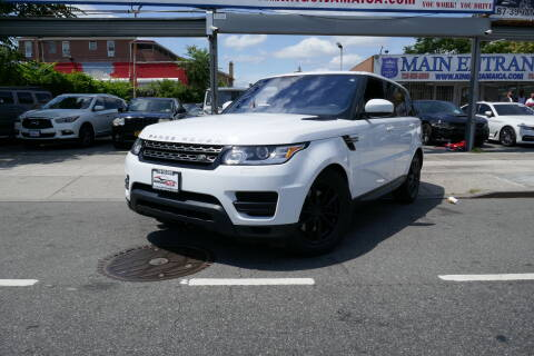 2017 Land Rover Range Rover Sport for sale at MIKEY AUTO INC in Hollis NY