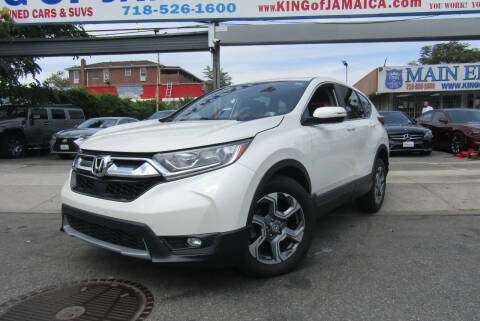 2017 Honda CR-V for sale at MIKEY AUTO INC in Hollis NY