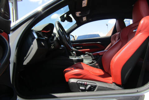 2017 BMW M4 for sale at MIKEY AUTO INC in Hollis NY