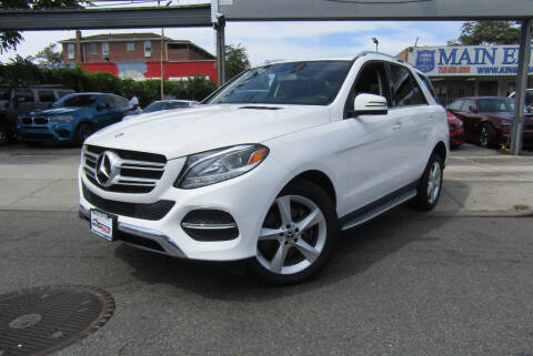 2017 Mercedes-Benz GLE for sale at MIKEY AUTO INC in Hollis NY