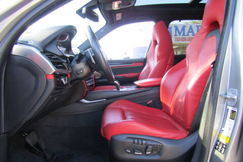 2017 BMW X5 M for sale at MIKEY AUTO INC in Hollis NY