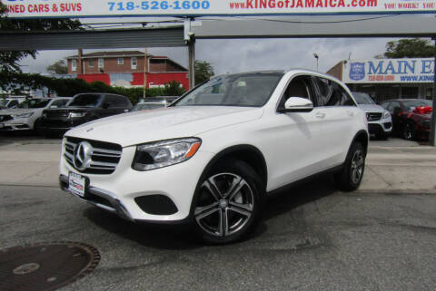 2017 Mercedes-Benz GLC for sale at MIKEY AUTO INC in Hollis NY
