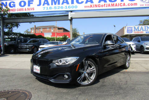 2017 BMW 4 Series for sale at MIKEY AUTO INC in Hollis NY