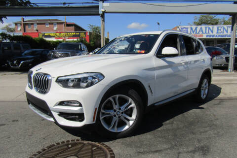2019 BMW X3 for sale at MIKEY AUTO INC in Hollis NY