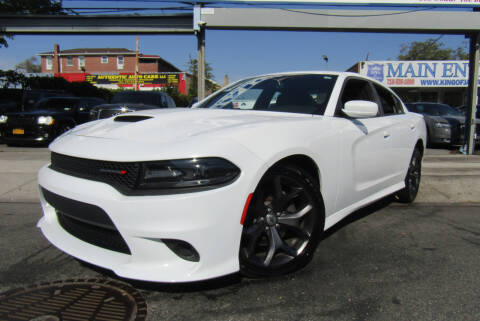 2019 Dodge Charger for sale at MIKEY AUTO INC in Hollis NY