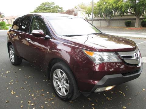 2008 Acura MDX for sale in Fremont, CA