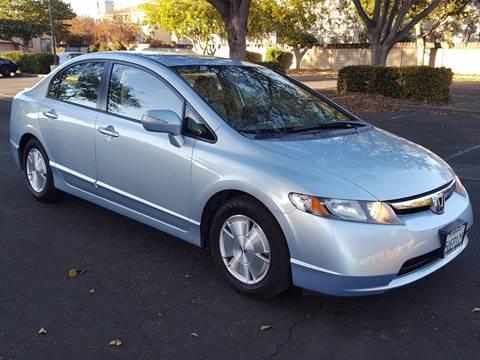 Honda civic for sale fremont ca for Honda fremont service
