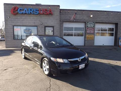 2010 Honda Civic For Sale At ECars USA In Rochester NY
