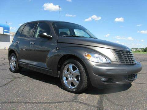 2002 Chrysler PT Cruiser for sale at Bowties ETC INC in Cambridge MN