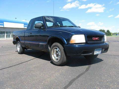 2000 GMC Sonoma for sale at Bowties ETC INC in Cambridge MN