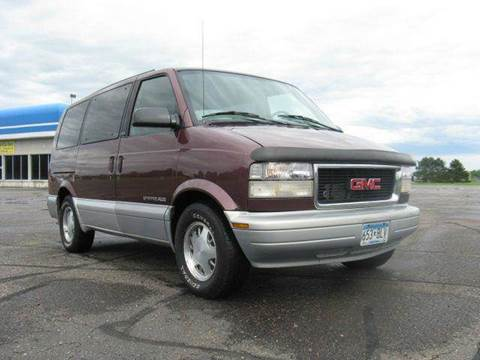 1997 GMC Safari for sale at Bowties ETC INC in Cambridge MN