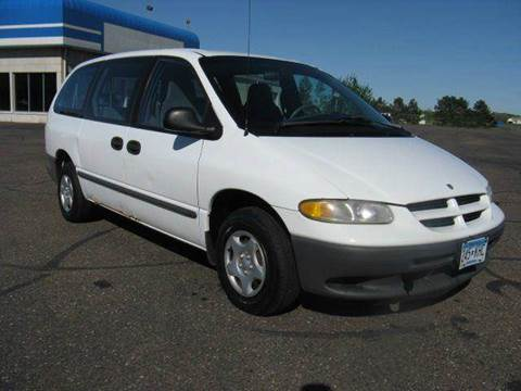 1999 Dodge Grand Caravan for sale at Bowties ETC INC in Cambridge MN