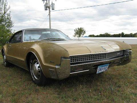 1967 Oldsmobile Toronado for sale at Bowties ETC INC in Cambridge MN