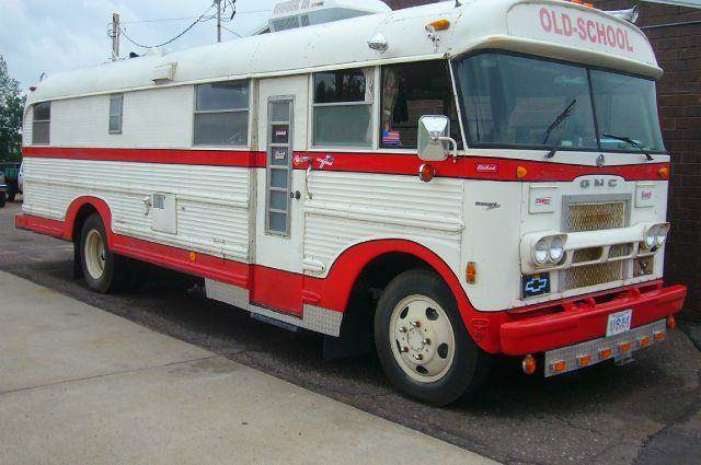 1960 Chevrolet R/V  Camper / Bus for sale at Bowties ETC INC in Cambridge MN