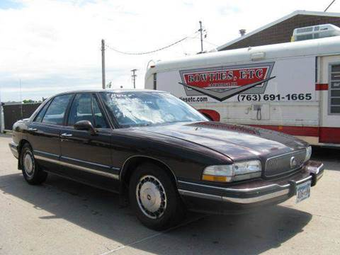 1993 Buick LeSabre for sale at Bowties ETC INC in Cambridge MN
