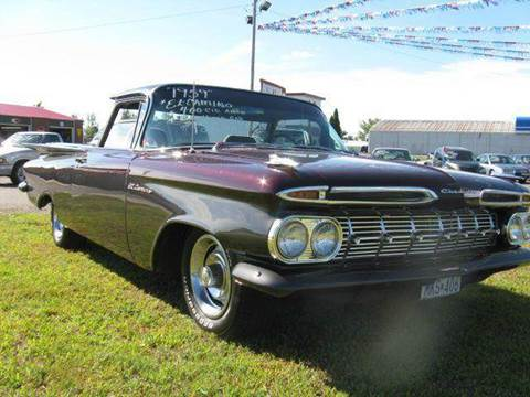 1959 Chevrolet El Camino for sale at Bowties ETC INC in Cambridge MN