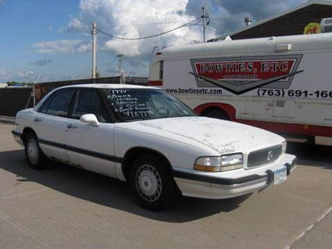 1994 Buick LeSabre for sale at Bowties ETC INC in Cambridge MN