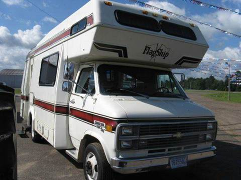 1984 Chevrolet G30 for sale at Bowties ETC INC in Cambridge MN