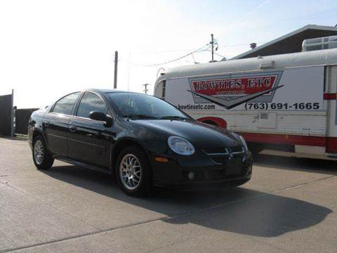 2004 Dodge Neon for sale at Bowties ETC INC in Cambridge MN