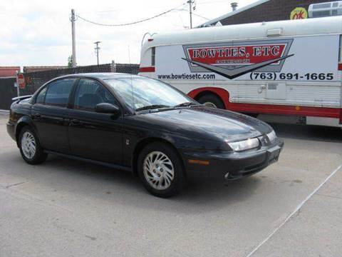 1999 Saturn S-Series for sale at Bowties ETC INC in Cambridge MN