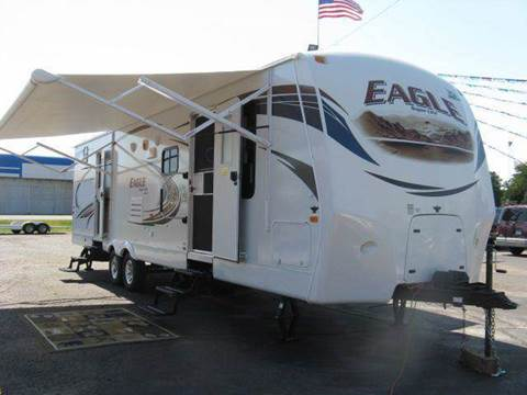 2012 Jayco Eagle for sale at Bowties ETC INC in Cambridge MN