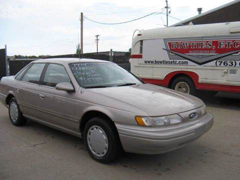 1994 Ford Taurus for sale at Bowties ETC INC in Cambridge MN