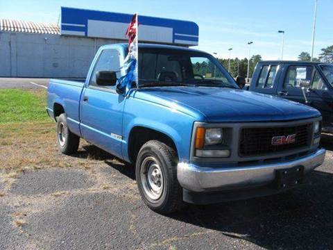 1994 GMC Sierra 1500 for sale at Bowties ETC INC in Cambridge MN