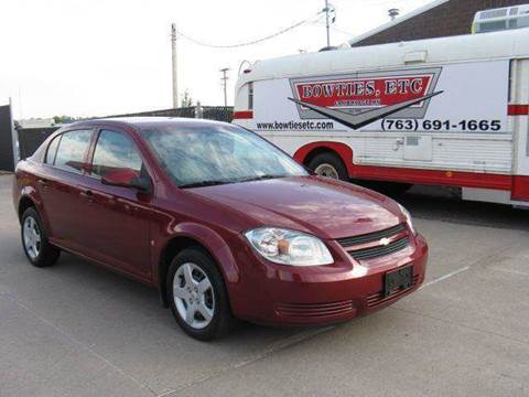 2008 Chevrolet Cobalt for sale at Bowties ETC INC in Cambridge MN