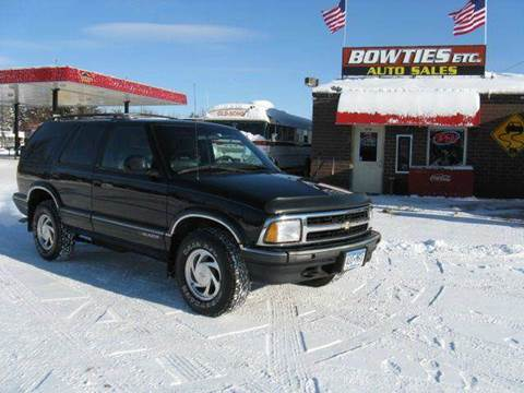 1995 Chevrolet Blazer for sale at Bowties ETC INC in Cambridge MN