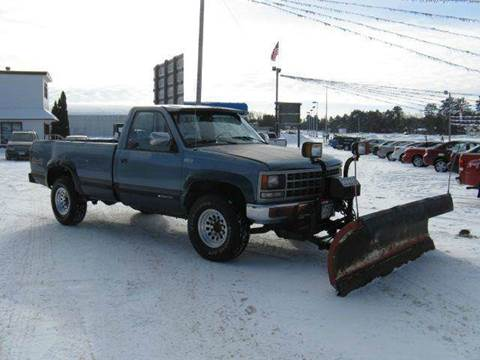 1989 Chevrolet C/K 2500 Series for sale at Bowties ETC INC in Cambridge MN