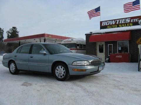 2003 Buick Park Avenue for sale at Bowties ETC INC in Cambridge MN