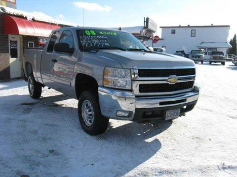 2008 Chevrolet Silverado 2500HD for sale at Bowties ETC INC in Cambridge MN