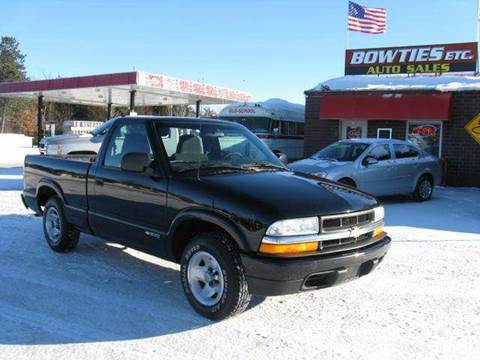 1999 Chevrolet S-10 for sale at Bowties ETC INC in Cambridge MN