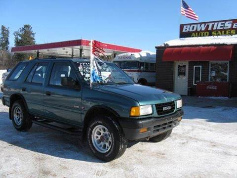 1995 Isuzu Rodeo for sale at Bowties ETC INC in Cambridge MN
