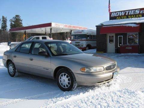 1998 Buick Century for sale at Bowties ETC INC in Cambridge MN