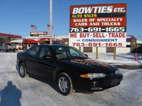 1999 Oldsmobile Alero for sale at Bowties ETC INC in Cambridge MN