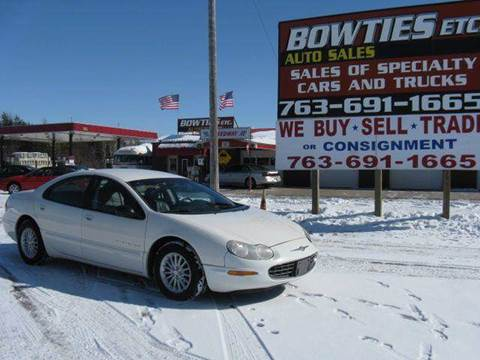 1998 Chrysler Concorde for sale at Bowties ETC INC in Cambridge MN