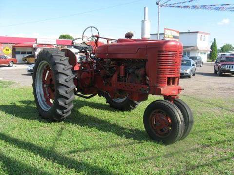 1953 Farmall M Series for sale at Bowties ETC INC in Cambridge MN