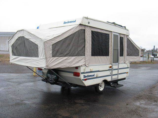 1995 Rockwood Pop Up Camper for sale at Bowties ETC INC in Cambridge MN