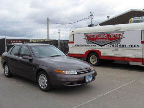 2000 Saturn L-Series for sale at Bowties ETC INC in Cambridge MN