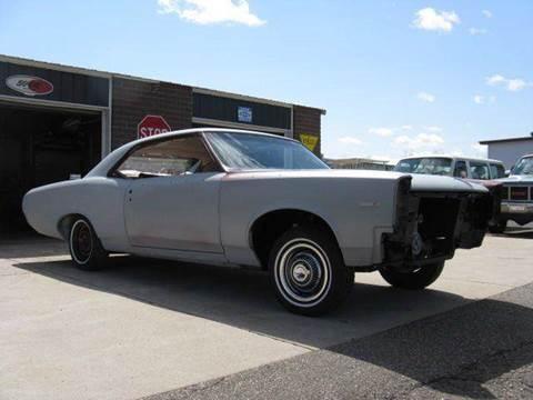 1966 Pontiac Tempest for sale at Bowties ETC INC in Cambridge MN