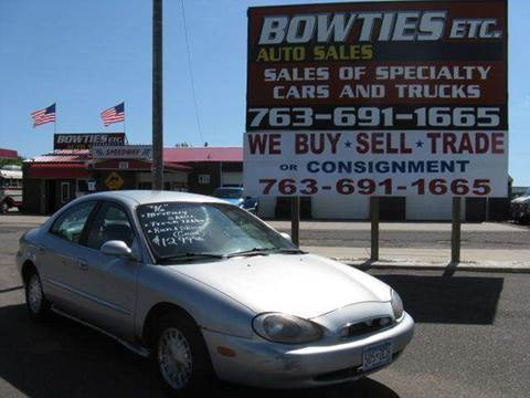 1996 Mercury Sable for sale at Bowties ETC INC in Cambridge MN