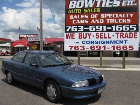 1998 Oldsmobile Achieva for sale at Bowties ETC INC in Cambridge MN