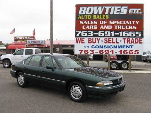 1995 Pontiac Bonneville for sale at Bowties ETC INC in Cambridge MN