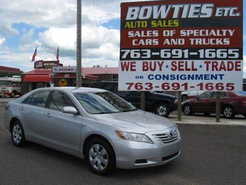 2009 Toyota Camry for sale at Bowties ETC INC in Cambridge MN