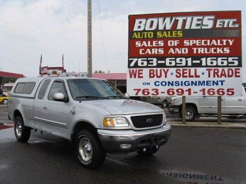 2000 Ford F-150 for sale at Bowties ETC INC in Cambridge MN