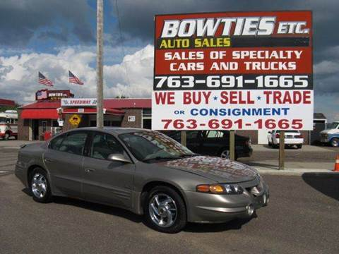 2001 Pontiac Bonneville for sale at Bowties ETC INC in Cambridge MN